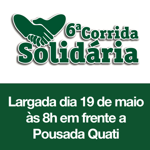 6º Corrida Solidária