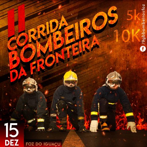 2ᵃ Corrida Bombeiros da Fronteira