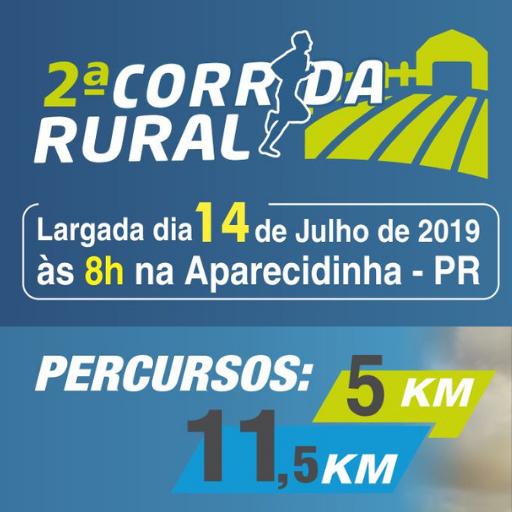2º Corrida Rural