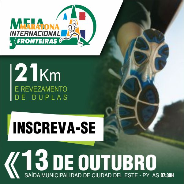 Meia Maratona Internacional 3 Fronteiras